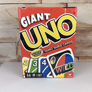 Giant Uno Review