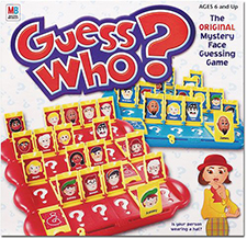 Guess Who board Game review