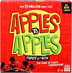 apples to apples review
