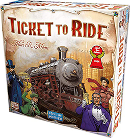 ticket to ride review