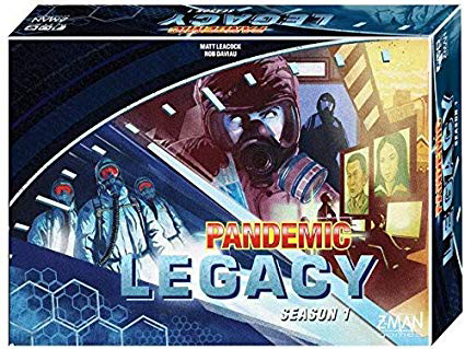 Pandemic Legacy Review