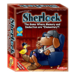 Reinhard Staupe Sherlock Card Game Review