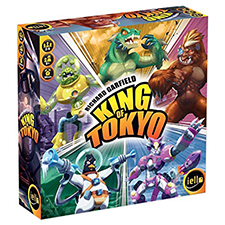 king of tokyo review
