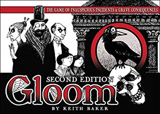 Gloom card game review