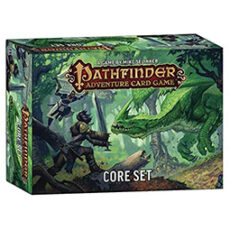 Pathfinder Adventure card game 2nd Edition Game Review